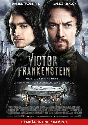 Victor_Frankenstein_Plakat